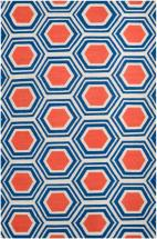 Home Decorators Collection Aisai Cobalt 8'x11' Indoor Area Rug