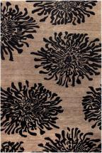 Home Decorators Collection Aelandra Black 5'x8' Indoor Area Rug