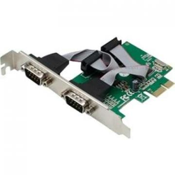 AddOn Dual RS232 PT PCIE X1 Network Adapter Card