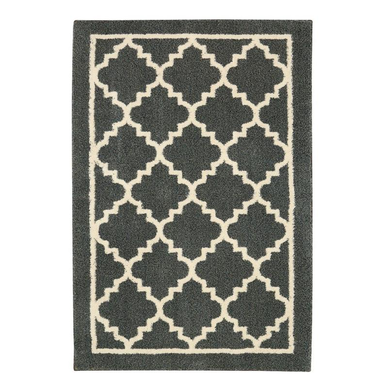 Home HDC 3 ft. x 5 ft. Winslow Dark Area Rug
