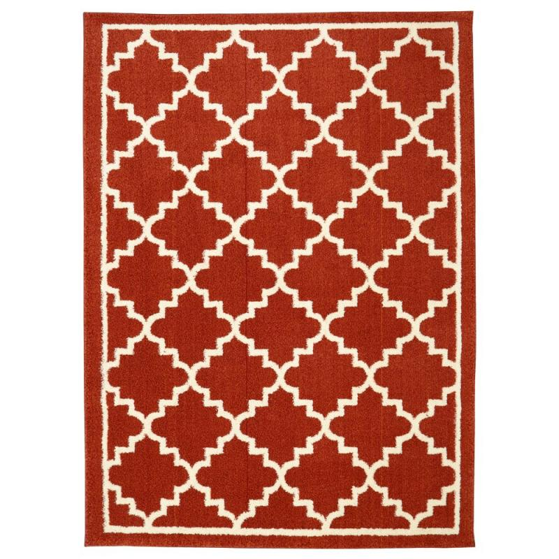 Home HDC 10 ft. x 13 ft. Winslow Picante Area Rug