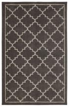 Home Winslow Walnut 5 Feet x 7 Feet Area Rug