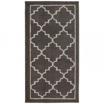 Home Winslow Walnut 2 Feet x4 Feet Scatter Rug