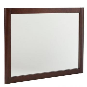 Home Madeline Wall Mirror in Chestnut