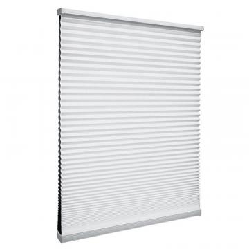 "Home 30x72 Shadow White Cordless Blackout Cellular Shade (Actual width 29.625"")"