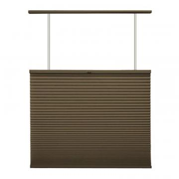 "Home 36x72 Espresso Cordless Top Down/Bottom Up Cellular Shade (Actual width 35.625"")"