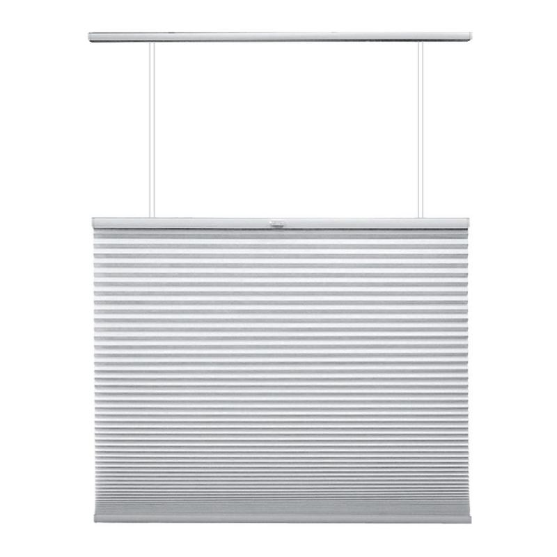 "Home 60x72 Snow Drift Cordless Top Down/Bottom Up Cellular Shade (Actual width 59.625"")"