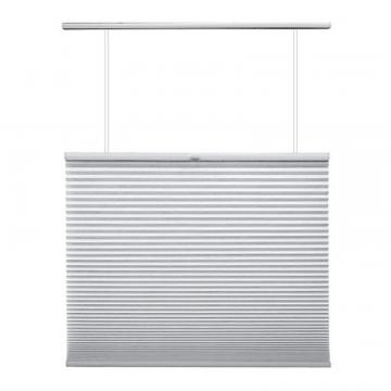 "Home 72x72 Snow Drift Cordless Top Down/Bottom Up Cellular Shade (Actual width 71.625"")"