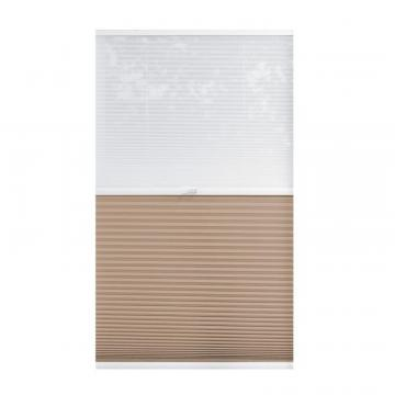 Home Sheer White / Sahara HDC 27x48 Day Night Cellular