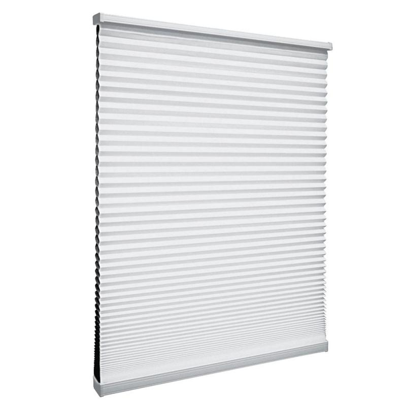 "Home 36x48 Shadow White Cordless Blackout Cellular Shade (Actual width 35.625"")"