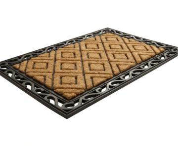 Home Diamond Coir Door Mat