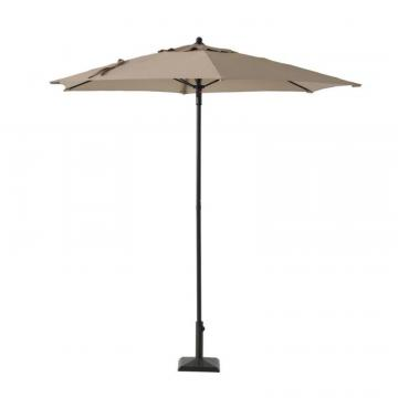 Hampton Bay 7.5' Market Umbrella Tan