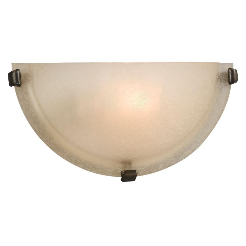 Hampton Bay Bronze Wall Sconce