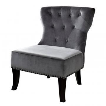 Simpli Home Kitchener Accent Chair
