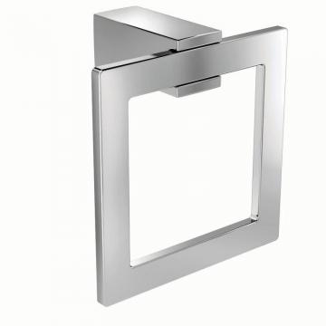 Moen Kyvos Towel Ring Chrome