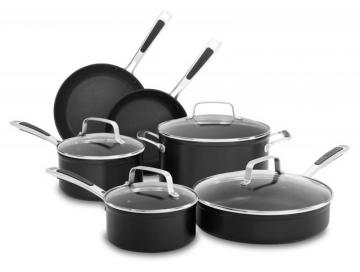 KitchenAid Hard Anodized Nonstick 10-Piece Set