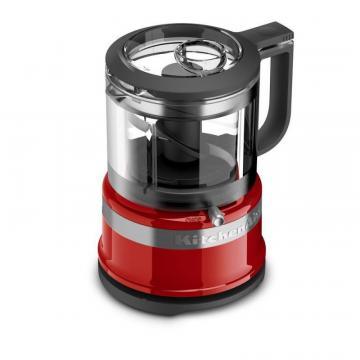 KitchenAid 3.5 Cup Mini Food Processor Red