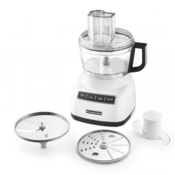 KitchenAid 7-Cup Food Processor White