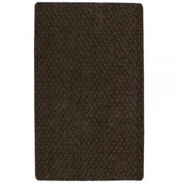 Lanart Dark Brown Castlegate Runner - 4' x 82'