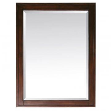 "Avanity Madison 28"" Mirror in Tobacco Finish"