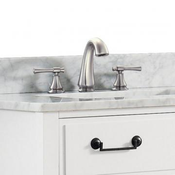 "Avanity Triton 8"" Widespread 2-Handle Bathroom Faucet in Brushed Nickel Finish"
