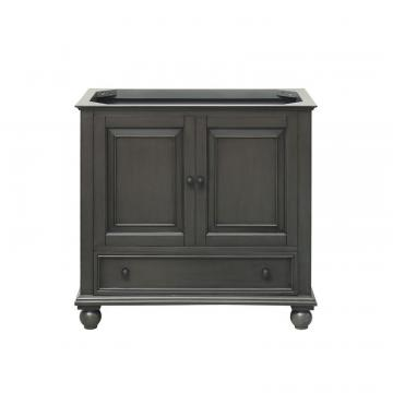 "Avanity Thompson 36""  Vanity Cabinet in Charcoal Glaze"