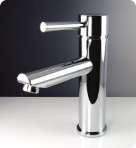 Fresca Tartaro Single Hole Mount Bathroom Vanity Faucet in Chrome Finish