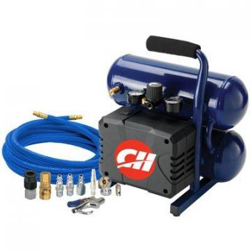 Campbell Hausfeld Air Compressor, Oil-Free, 2-Gal.