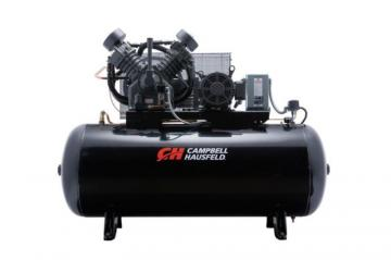 Campbell Hausfeld Air Compressor, 120 Gallon Fully Packaged 36CFM 10HP 208-230/460V 3PH (CE8001FP)