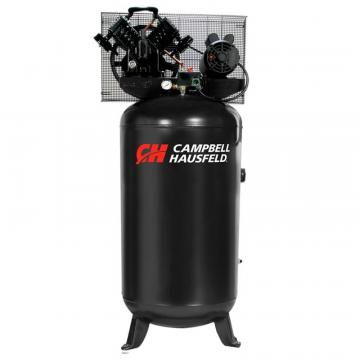 Campbell Hausfeld Air Compressor, 80 Gallon  16CFM 5HP 208-230V 1PH (CE4104)