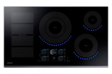 Samsung 36 Inch Induction Cooktop - NZ36K7880UG