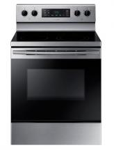 Samsung 5.9 cu. ft. Electric Free-Standing Range with Wide-View Window