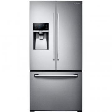 Samsung 25.5 cu. ft. 33-inch French Door Refrigerator with Wide Water and Ice Dispenser