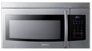 Samsung 1.6 cu.ft. Over The Range Microwave - ME16K3010AS