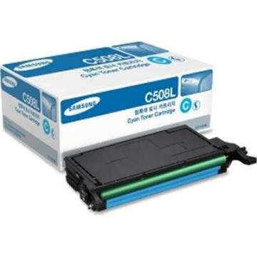 Samsung Cyan Toner Cartridge for CLP-620ND & CLP-670ND; 4,000 page Yield