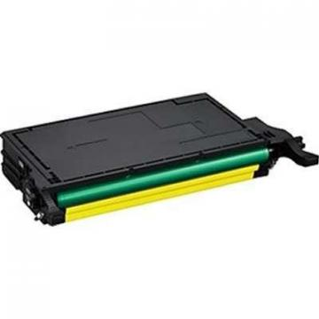 Samsung Yellow Toner Cartridge for CLP-620ND, CLP-670ND & CLP-670N; 4,000 page Yield