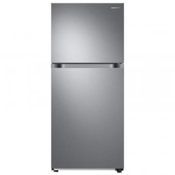 Samsung 17.5 cu.ft Top Mount Stainless Steel Refrigerator - RT18M6213SR