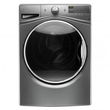 Whirlpool 5.2 cu. Feet IEC Capacity, Front Load Washer with TumbleFresh option