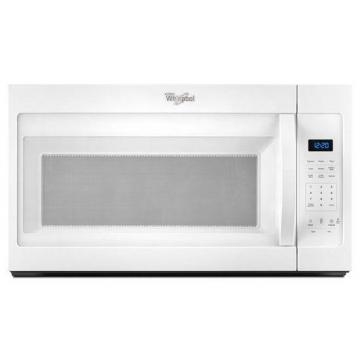 Whirlpool 1.7 cu. Feet Microwave Hood Combination