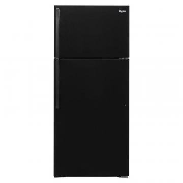 Whirlpool 28-inches wide Top-Freezer Refrigerator with Optional Icemaker - 14 cu. Feet,