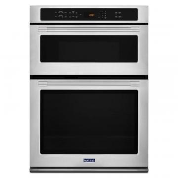 Maytag Combination Wall Oven with True Convection and Microwave