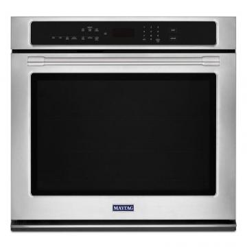 "Maytag 27"" Wide Single Wall Oven with Convection - 4.3 cu. Feet."