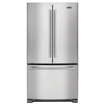 "Maytag 36"" Wide French Door Refrigerator - 25 cu. ft"