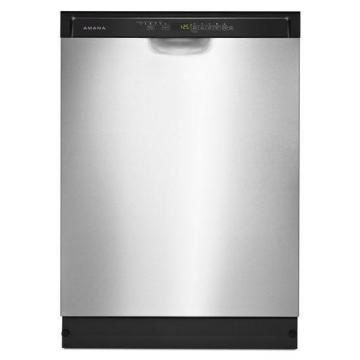 "Amana 24"" Tall Tub Dishwasher with Stainless Steel Interior in Stainless Steel"