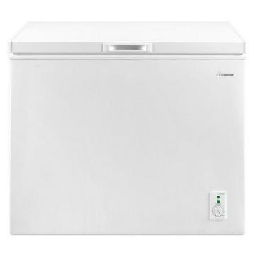 Amana 7.0 Cu. Ft. Compact Chest Freezer with Deepfreeze Technology in White