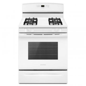 "Amana 30"" Gas Range with Bake Assist Temps"
