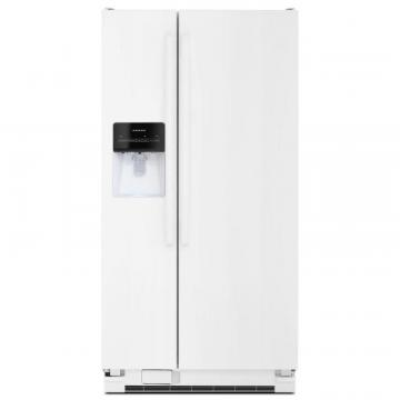 Amana 21 cu. ft. Side-by-Side Refrigerator with Deli Drawer