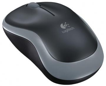 Logitech M185 Wireless Mouse Silver