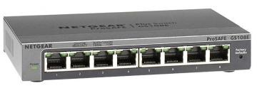 Netgear ProSafe Plus 8-Port Gigabit Ethernet Switch