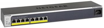 Netgear 8 Port Easy Mount Gigabit PoE+ Managed Switch